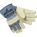 MCR Safety Mustang Leather Palm Gloves