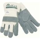 MCR Safety SideKick Leather Palm Gloves