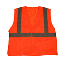 TruForce Class 2 Solid Mesh Safety Vests