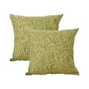 TOPTIE Set of 2 Cotton Linen Pillow Covers, Farmhouse Couch Pillows Case