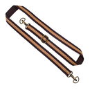 TopTie Cotton Strap For Shoulder Bags and Luggage, Adjustable Belt with Swivel Hooks
