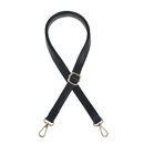 TOPTIE PU Leather Adjustable Replacement Strap 50 Inch for Cross-Body Bag with Swivel Hooks