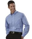 Van Heusen 13V0225 Men's Gingham Long Sleeve Dress Shirt