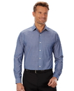 Van Heusen 13V0465 Men's Chambray Long Sleeve