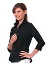 Van Heusen 13V527 Ladies' 3/4 Sleeve Dress Twill Shirt