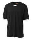 A4 N3011 Adult The Stretch Pro-Mesh Baseball Jersey