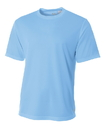 A4 N3252 Adult Birdseye Mesh Performance Tee