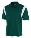 A4 N3266 Adult Color Block Sport Shirt
