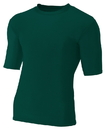 A4 N3283 Adult 1/2 Sleeve Compression Jersey