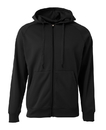 A4 N4001 Adult Agility Tech Fleece Hoodie