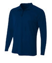 A4 N4268 Adult Daily 1/4 Zip Jersey
