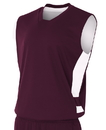 A4 A4NB2349 Youth Reversible Speedway Sleeveless Jersey