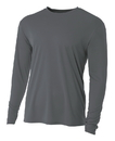 A4 NB3165 Youth Cooling Performance Long Sleeve Tee