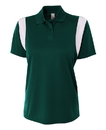 A4 NW3266 Ladies' Color Block Sport Shirt