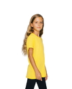 American Apparel 2201W Youth Fine Jersey Tee