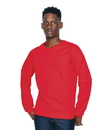 American Apparel 5454W Unisex California Fleece Raglan Sweatshirt