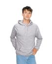 American Apparel 5495W California Pullover Hood Fleece
