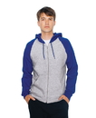 American Apparel 5497W Unisex California Fleece Zip Hooded Sweatshirt