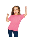 American Apparel BB101W Kid's Poly-Cotton Tee