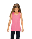 American Apparel BB208W Youth Poly-Cotton Tank