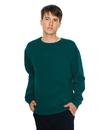 American Apparel F496W Unisex Flex Fleece Drop Shoulder Sweatshirt