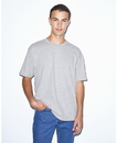 American Apparel AAHJ402W Adult French Terry Tee