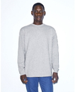 American Apparel AAHJ407W Adult Heavy Jersey Long Sleeve Box Tee