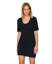 American Apparel RSA2314W Women's Fine Jersey T-Shirt Dress