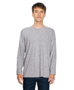 American Apparel RSA2426W Unisex Power Wash Long Sleeve Tee