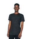 American Apparel TR401 Unisex USA Tri-Blend Track Tee