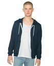 American Apparel TRT497W Unisex Flex Fleece Hooded Sweatshirt