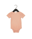 Bella+Canvas 134B Baby Triblend Short Sleeve One Piece