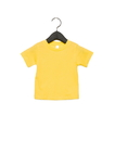 Bella+Canvas 3001B Baby Jersey Short Sleeve Tee