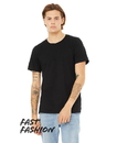 Bella+Canvas B3011 Men's Split Hem Tee