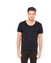 Bella+Canvas 3406 Men's Wide Neck Tee