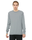 Bella+Canvas 3500 Men's Thermal Long Sleeve Tee