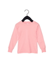 Bella+Canvas B3501T Toddler Jersey Long Sleeve Tee