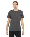 Bella+Canvas 3601 Men's Burnout Tee