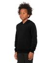 Bella + Canvas 3719Y Youth Sponge Fleece Pullover Hood