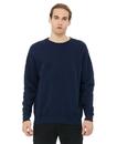 Bella+Canvas 3945 Unisex Sponge Fleece Drop Shoulder Sweatshirt
