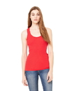 Bella+Canvas 4070 Women's 2x1 Racerback Longer Length Tank