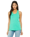Bella+Canvas 6008 Women's Jersey Racerback Tank