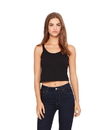 Bella+Canvas 6680 Women's Poly/Cotton Crop Tank