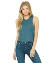 Bella+Canvas 6682 Women's Racerback Cropped Top