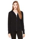Bella + Canvas B7207 Women's Stretch French Terry Lounge Jacket