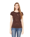 Bella+Canvas 8601 Women's Burnout Tee