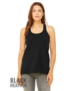 Bella+Canvas 8800 Women's Flowy Racerback Tank