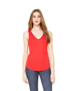 Bella+Canvas 8805 Women's Flowy V-Neck Tank
