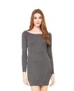 Bella+Canvas 8822 Women's Lightweight Sweater Dress