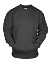 Badger Sport 1252 Adult Pocket Crew Fleece